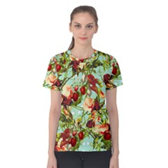 Fruit Blossom Women s Cotton Tee