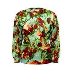Fruit Blossom Women s Sweatshirt