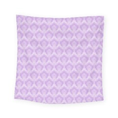 Damask Lilac Square Tapestry (small)