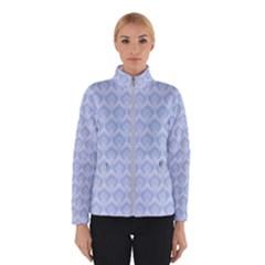 Damask Light Blue Winterwear