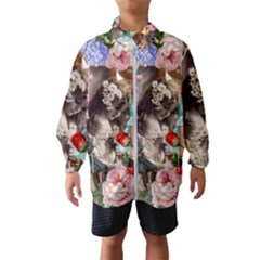 Victorian Collage Wind Breaker (kids)