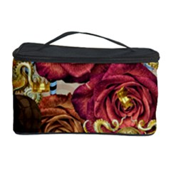 Octopus Floral Cosmetic Storage Case