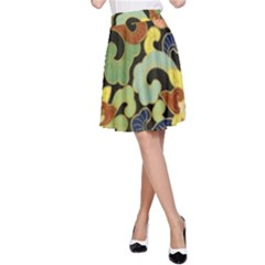 Abstract 2920824 960 720 A Line Skirt