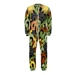Abstract 2920824 960 720 Onepiece Jumpsuit (kids)