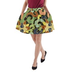 Abstract 2920824 960 720 A Line Pocket Skirt