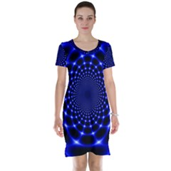 Indigo Lotus 2 Short Sleeve Nightdress