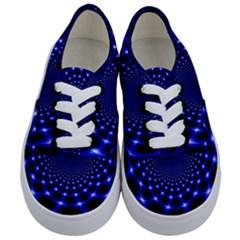 Indigo Lotus 2 Kids  Classic Low Top Sneakers