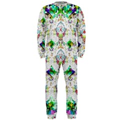 Nine Little Cartoon Dogs In The Green Grass Onepiece Jumpsuit (men)