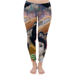 Out In The City Classic Winter Leggings