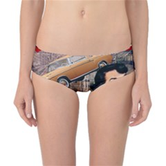 Out In The City Classic Bikini Bottoms