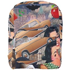 Out In The City Full Print Backpack