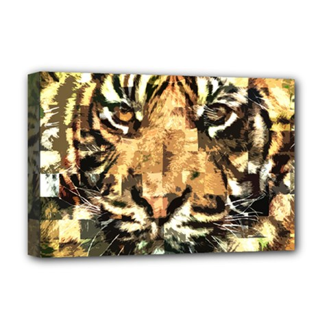 Tiger 1340039 Deluxe Canvas 18  X 12
