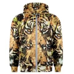 Tiger 1340039 Men s Zipper Hoodie