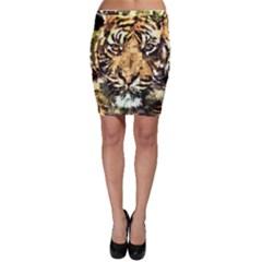 Tiger 1340039 Bodycon Skirt