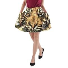 Tiger 1340039 A Line Pocket Skirt