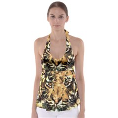 Tiger 1340039 Babydoll Tankini Top