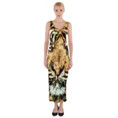 Tiger 1340039 Fitted Maxi Dress
