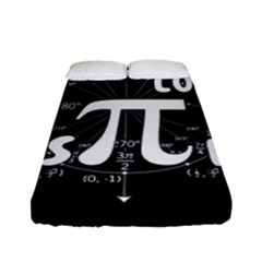 Pi Day Fitted Sheet (full/ Double Size)