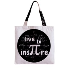 Pi Day Grocery Tote Bag