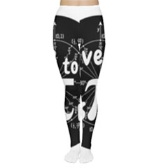 Pi Day Women s Tights