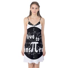 Pi Day Camis Nightgown