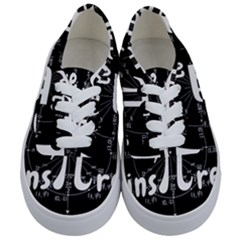 Pi Day Kids  Classic Low Top Sneakers