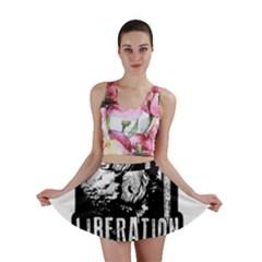 Animal Liberation Front   Chimpanzee  Mini Skirt
