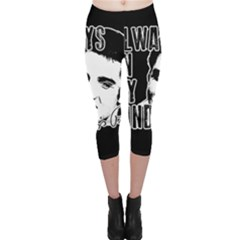 Elvis Presley Capri Leggings