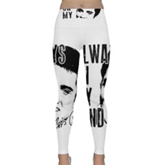 Elvis Presley Classic Yoga Leggings
