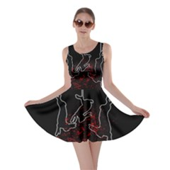 Stop Animal Testing   Rabbits  Skater Dress