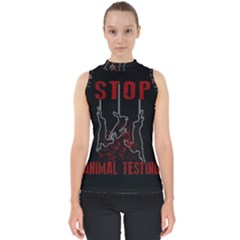 Stop Animal Testing   Rabbits  Shell Top