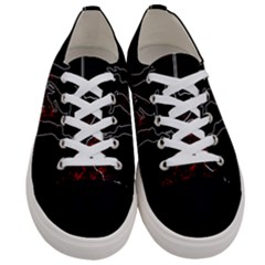 Stop Animal Testing   Rabbits  Women s Low Top Canvas Sneakers