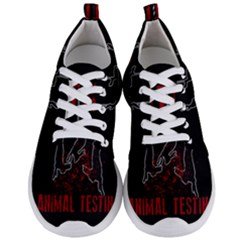 Stop Animal Testing   Rabbits  Men s Lightweight Sports Shoes