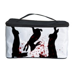 Stop Animal Testing   Rabbits  Cosmetic Storage Case