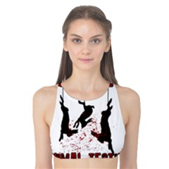 Stop Animal Testing   Rabbits  Tank Bikini Top