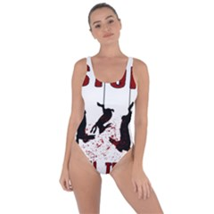 Stop Animal Testing   Rabbits  Bring Sexy Back Swimsuit
