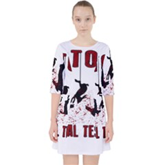 Stop Animal Testing   Rabbits  Pocket Dress
