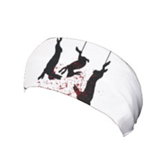 Stop Animal Testing   Rabbits  Yoga Headband