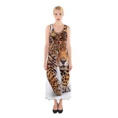 On?a Pintada  Sleeveless Maxi Dress