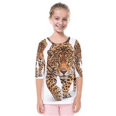 On?a Pintada  Kids  Quarter Sleeve Raglan Tee