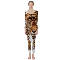 On?a Pintada  Long Sleeve Catsuit