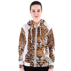 On?a Pintada  Women s Zipper Hoodie