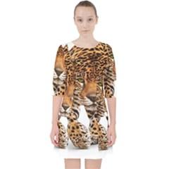 On?a Pintada  Pocket Dress