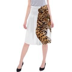 On?a Pintada  Midi Beach Skirt