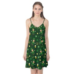 St Patricks Day Pattern Camis Nightgown