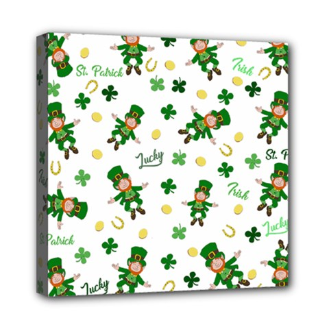 St Patricks Day Pattern Multi Function Bag