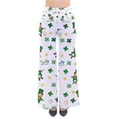 St Patricks Day Pattern Pants