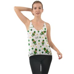 St Patricks Day Pattern Cami