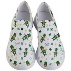 St Patricks Day Pattern Women s Lightweight Slip Ons
