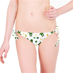 St Patricks Day Pattern Bikini Bottom